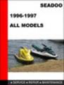 Thumbnail Bombardier Seadoo 1996-1997 all model Service Repair Manual