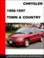 Thumbnail Town & Country 1996-1997 Service Repair Manual