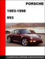 Thumbnail Porsche 911 993 1993-1998 Workshop Service Repair Manual