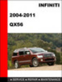 Thumbnail Infiniti QX56 2004-2011 Factory Service Repair Manual