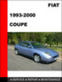Thumbnail FIAT Coupe Workshop Service Repair Manual