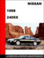 Thumbnail Nissan 240SX 1998 Workshop Factory Service Repair Manual