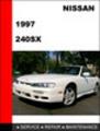 Thumbnail Nissan 240SX 1997 Workshop Factory Service Repair Manual