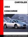 Thumbnail Concorde 2004 Workshop Factory Service repair manual