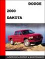 Thumbnail Dodge Dakota 2000 Workshop Factory Service repair manual