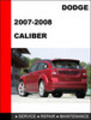 Thumbnail Dodge Caliber 2007-2012 workshop Service Repair Manual
