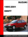 Thumbnail Suzuki Swift 1995-2001 workshop Service Repair Manual