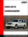 Thumbnail Jeep Commander 2006-2010 Factory Service Repair Manual