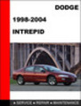 Thumbnail Dodge Intrepid 1998-2004 Workshop Service Repair Manual