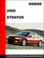 Thumbnail Dodge Stratus 2000 Workshop Service Repair Manual