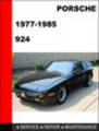 Thumbnail Porsche 924 1977-1985 Workshop Service Repair Manual