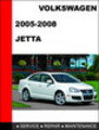 Thumbnail Volkswagen Jetta 2005-2008 Workshop Service Repair Manual