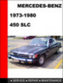 Thumbnail Mercedes-Benz 450SLC 1973-1980 Factory Service Repair Manual