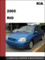 Thumbnail KIA RIO 2005 OEM Factory Service Repair Manual Download