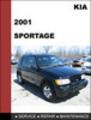 Thumbnail KIA Sportage 2001 OEM Service Repair Manual Download