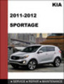 Thumbnail KIA Sportage 2011-2012 OEM Service Repair Manual Download