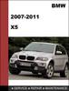 Thumbnail BMW X5 E70 2007-2011 Service Repair Manual Download