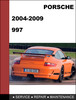 Thumbnail Porsche 997 2004-2009 Factory WORKShop Service Repair Manual