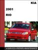 Thumbnail KIA RIO 2001 Factory Service Repair  Manual & Electronic Troubleshooting manual