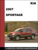 Thumbnail KIA Sportage 2007 Factory Service Repair  Manual & Electronic Troubleshooting Manual