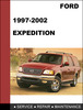Thumbnail Ford Expedition 1997 to 2002 Factory workshop Service Repair Manual