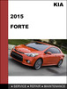 Thumbnail KIA FORTE 2015 Factory WORKSHOP Service Repair Manual
