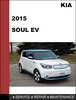 Thumbnail KIA Soul EV 2015 OEM Factory Service Repair Workshop Manual