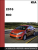 Thumbnail KIA RIO 2016 GDI OEM Factory Service Workshop Repair Manual