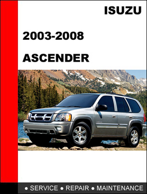 2003 2008 isuzu ascender factory service repair manual download m rh tradebit com 2008 subaru impreza service manual pdf 2008 subaru outback owners manual