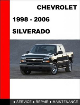 2003 Silverado manual Repair Dowloadable