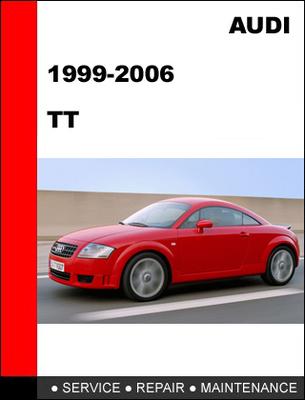 1999 2006 audi tt factory service repair manual download manuals rh tradebit com audi tt service manual download audi tt service manual download