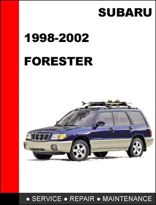 1997 2002 subaru forester factory service repair manual download rh tradebit com 1998 Subaru Legacy Wagon 1998 Subaru Legacy GT