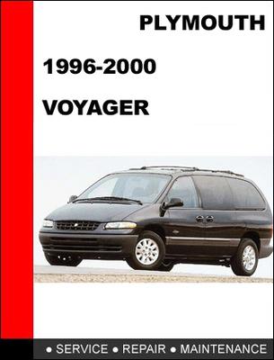 plymouth voyager 1996 2000 service repair manual download manuals rh tradebit com 1996 plymouth voyager owners manual plymouth grand voyager 1996 manual