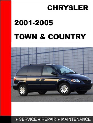 Pay for Town & Country 2001-2005 Service Repair Manual