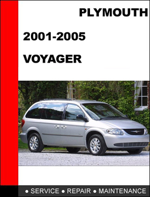 Pay for Plymouth Voyager 2001-2005 Service Repair Manual