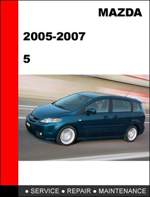Mazda 5 2005 2006 2007 Workshop Service Repair Manual Download Ma Rh  Tradebit Com 2008 Mazda 5 Parts 2008 Mazda 5 Tail Lights
