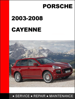 2008 porsche cayenne owners manual best setting instruction guide u2022 rh merchanthelps us 2004 porsche cayenne s manual pdf 2005 Porsche Cayenne