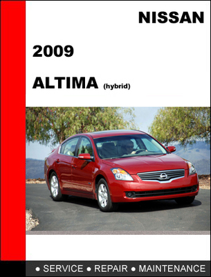 2009 Nissan Altima Hybrid Owners Manual Pdf Autos Post