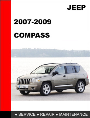 jeep compass 2007 2009 factory service repair manual download man rh tradebit com Jeep Compass Owner's Manual Jeep Compass Owner's Manual