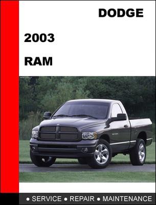 2003 dodge ram repair manual
