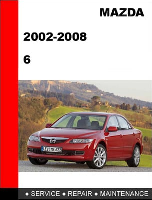 mazda 6 2010 workshop repair manual pdf