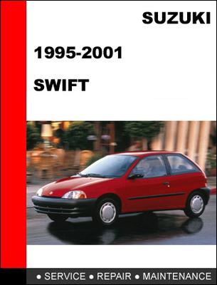 suzuki swift 1995 2001 workshop service repair manual download ma rh tradebit com Auto Repair Manuals Online Haynes Repair Manuals Mazda