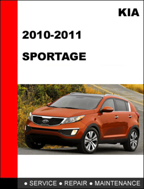 Kia Sportage 2010