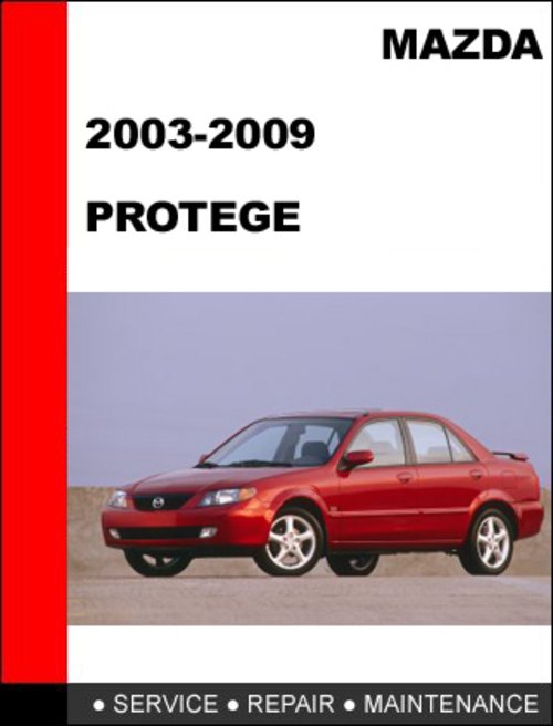 Pay for Mazda Protege 1999-2003 Factory Service Repair Manual