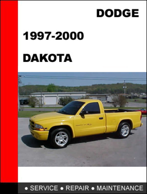 download 1997 2000 dodge dakota repair manual servicemanualsrepair. Black Bedroom Furniture Sets. Home Design Ideas