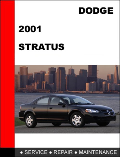 Pay for Dodge Stratus 2001 Workshop Service Repair Manual