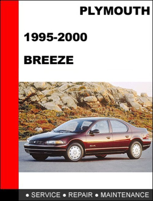 service manual 2000 plymouth breeze acclaim radio manual. Black Bedroom Furniture Sets. Home Design Ideas