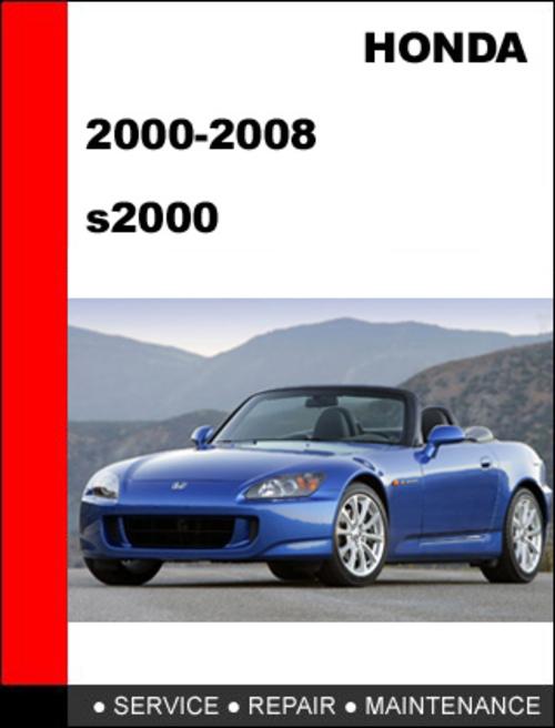 service manual 2008 honda s2000 service manual free. Black Bedroom Furniture Sets. Home Design Ideas