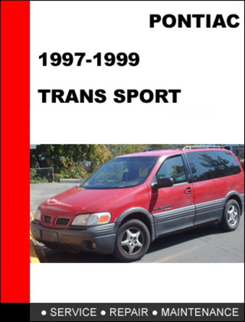 Pontiac Trans Sport (1997-1999)