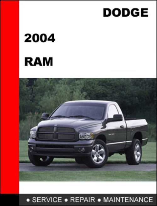 dodge ram 2004 1500 2500 3500 factory service repair dodge ram service manual 2008 dodge ram service manual pdf